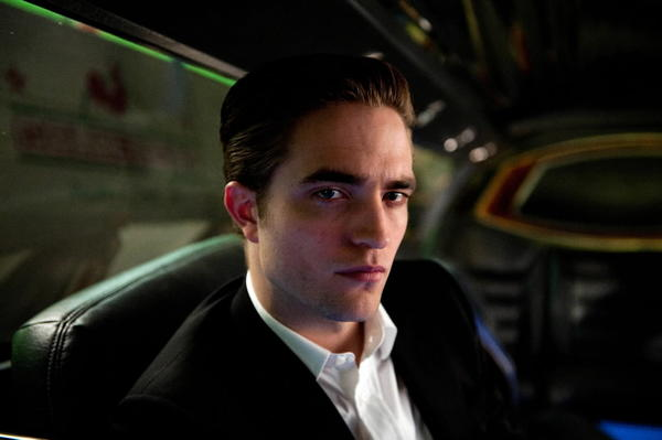 "Robert Pattinson stars in ""Cosmopolis."""