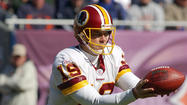 Former Redskin Tom Tupa wins workers' compensation case