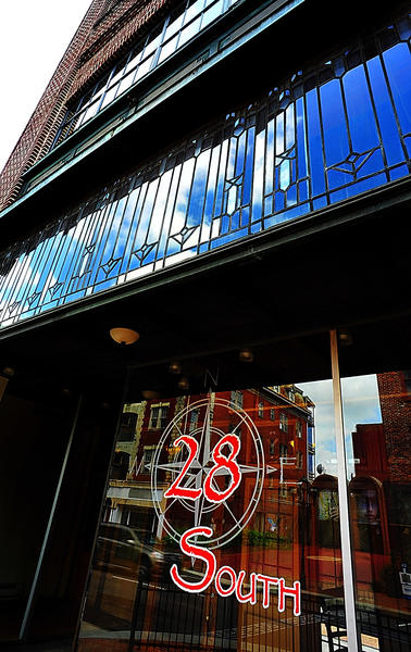 Jay Zuspan plans to open his restaurant, 28 South, at 28 S. Potomac St., on Sept. 8. Zuspan said that date might change if he hits a snag.