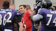 Third preseason game equals dress rehearsal for Ravens starters