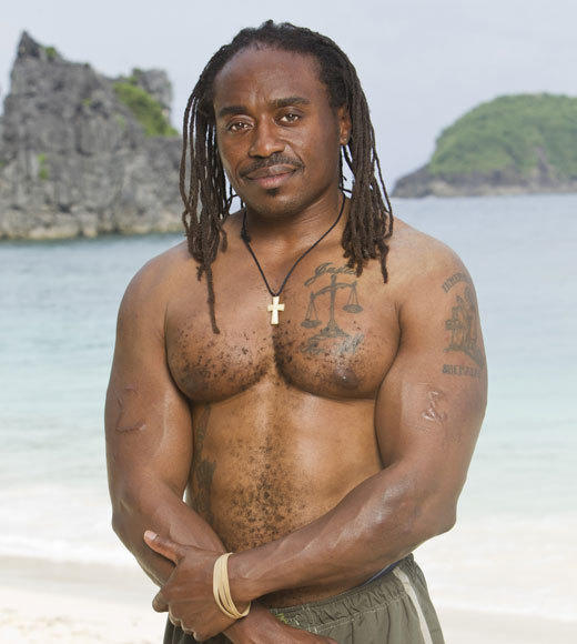 'Survivor: Philippines': Meet the new castaways!: Tribe: Matsing Age: 45 Residence: Glenside, Penn. Occupation: Environmental attorney Claim to fame: Medically evacuated after severe dehydration caused him to faint several times during a challenge in Survivor: Samoa -- scaring the khaki pants off Jeff Probst.