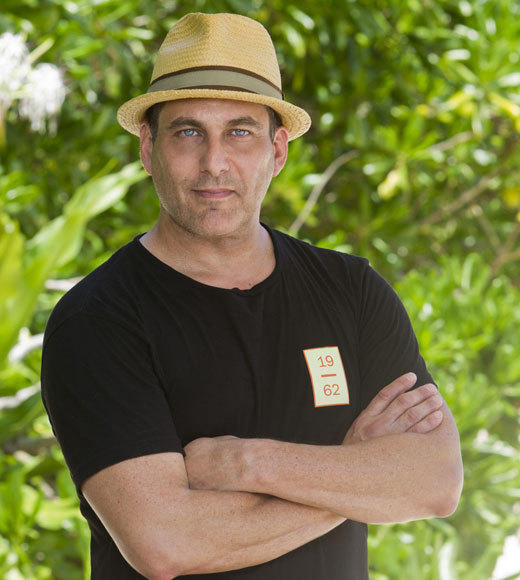 'Survivor: Philippines': Meet the new castaways!: Tribe: Kalabaw Age: 50 Residence: Los Angeles Occupation:Writer Claim to fame: Medically evacuated from Survivor: Micronesia (his second season; he was the sixth juror in Survivor: Cook Islands) from an infection in his knee, which he injured during a challenge.