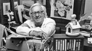 Science fiction writer Ray Bradbury passed away on June 5, two months before the NASA rover Curiosity landed on Mars.