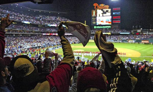 Seats at Citizens Bank Park are going at bargain prices, leaving profit-seekers shut out.