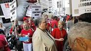 Teacher talks scheduled but both sides creep closer to strike