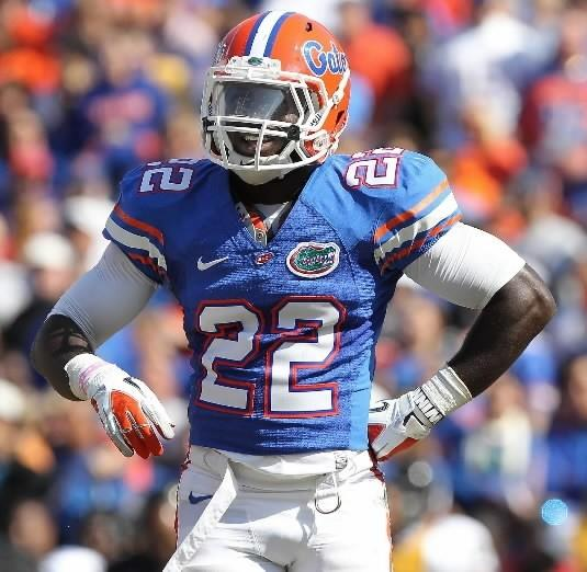 Florida's Matt Elam, junior, defensive back