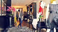 The Fashion 5: Christian Siriano's new store, Theia trunk show and more