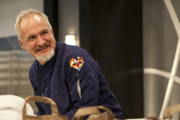 Chef Art Smith.