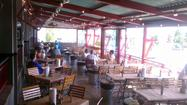 Phillips Crab Deck is now open in Annapolis.