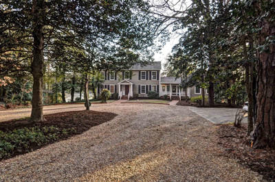 This home at 1 Fishers Landing in Newport News is on the market for $1,050,000.