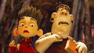 <em><strong>PARANORMAN</strong> (2012/B/Directed by Chris Butler, Sam Fell/Voices of Kodi Smit-McPhee, Anna Kendrick, Christopher Mintz-Plasse, Tucker Albrizzi, Casey Affleck, Leslie Mann, Jeff Garlin, Elaine Stritch, Jodelle Ferland, John Goodman,  Alex Borstein, Bernard Hill, Tempestt Bledsoe/Focus Features/Rated PG/Animated/92 minutes): </em>