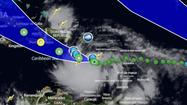 Sandy radar tracker