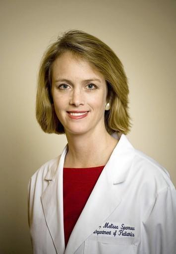 Melissa Sparrow, M.D.
