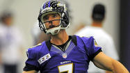 Billy Cundiff continues to get a lot of hate from fans on talk radio and message boards, and we'll see what kind of reception he gets at M&T Bank Stadium tonight when the Ravens play the Jacksonville  Jaguars in their third preseason game. (He got a mixture of boos and cheers last week when the Ravens played the Detroit Lionsat the Bank.)