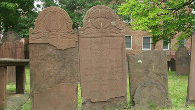 Exploring Hartford's Famous Burial Grounds
