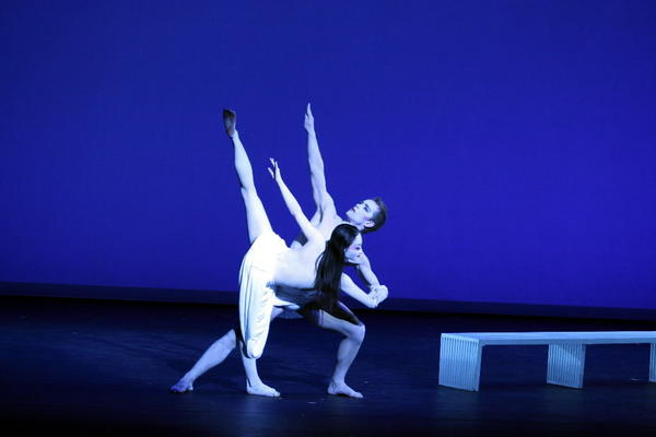 Martha Graham Dance Company is part of the Chicago Dancing Festival