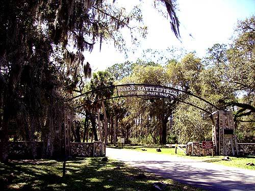 Florida Getaways of the Day - <b>Bushnell:</b> History captured in evocative site