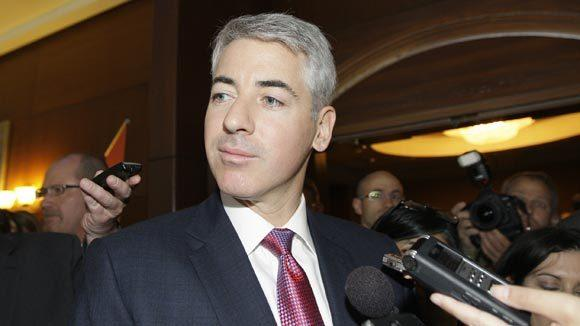 William Ackman, chief executive officer of Pershing Square Capital Management.