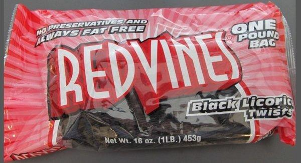 Red Vines issued a recall for its black licorice due to lead concerns.