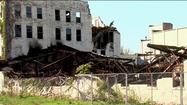 Demolition soon for Elkhart eye sore, safety concern
