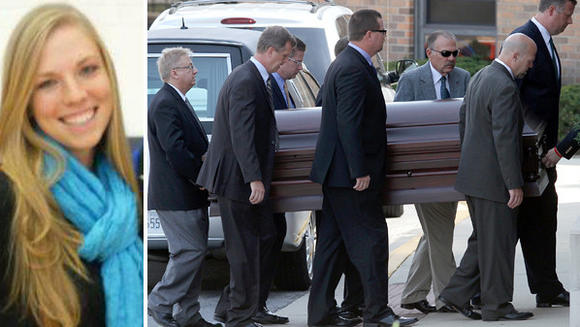 Funeral for Megan Boken