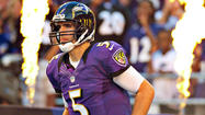 If preseason is any indication, Joe Flacco will be Ravens' biggest weapon