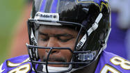 Ravens left offensive tackle Bryant McKinnie reacted quickly, cutting off the speed rush of Jacksonville Jaguars rookie defensive end Andre Branch to anchor the line of scrimmage.