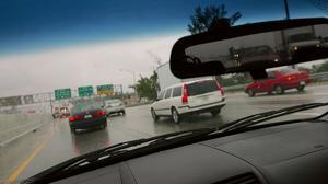 Driver's seat safer than sidewalk for older adults