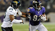 1. Torrey Smith might be the Ravens player who has improved the most over the past seven months.