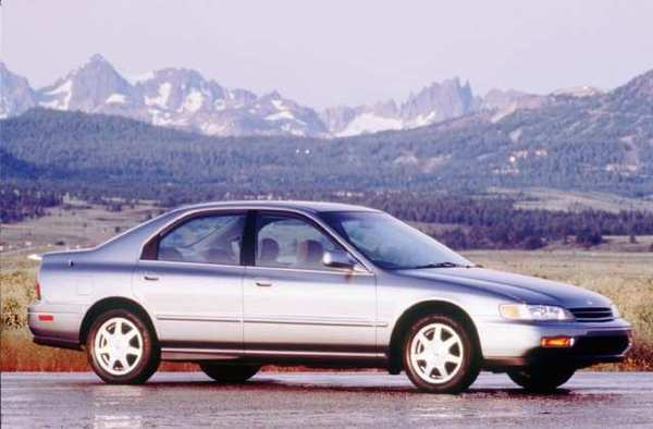 1994 Honda Accord is the most-stolen vehicle in the U.S.