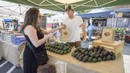 Beverly Glen farmers market makes a comeback