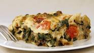 Culinary SOS: Vegetable lasagna from Cafe Roka in Bisbee, Ariz.