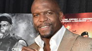 Terry Crews of 'The Expendables 2'