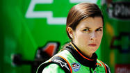 Running over shoe extends Danica's run of bad luck