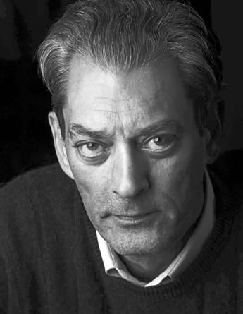 Author Paul Auster.