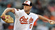 Orioles add Matusz and Flaherty to roster, option Hunter and designate Romero