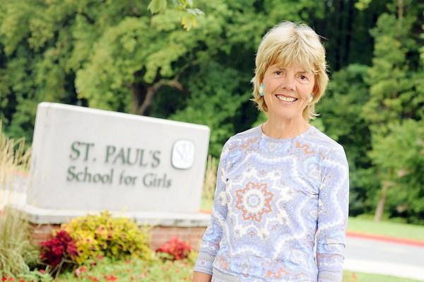 Lila Lohr, who served as head of school at St. Paul's School for Girls into the 1990s, is returning this year to serve an interim post while the school conducts a search to replace Monica Gillispie, who stepped down as head of school in June.