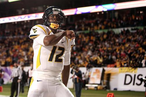 Smith tallied over 400 yards and six total TDs in West Virginia's absolute dismantling of Clemson in last year's Orange Bowl. The jump to the Big 12 means more warm weather games and more opportunities to put up the gaudy statistics that build a Heisman résumé.