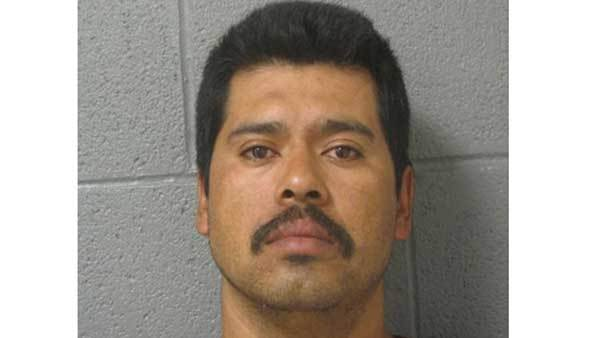 Booking photo for Rafael Gonzalez