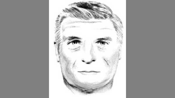 Sketch of child-luring suspect