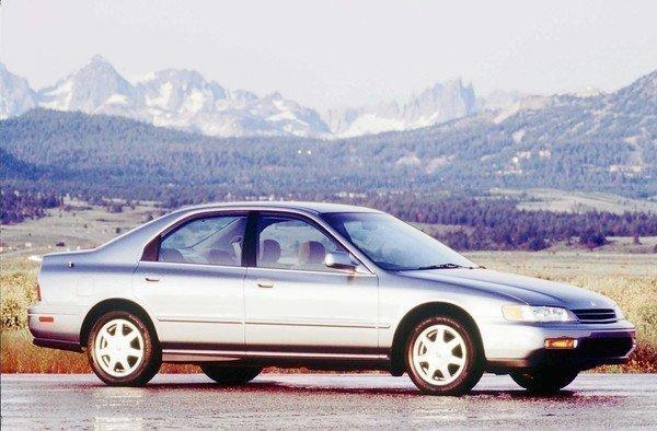 The 1994 Honda Accord was the vehicle stolen most often in California and nationwide last year, according to the annual Hot Wheels report from the National Insurance Crime Bureau.