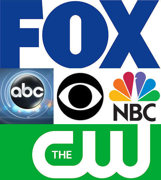 Fall TV 2012: New shows from ABC, CBS, NBC, FOX and The CW: Its time for the 2012-13 TV season. Heres a rundown of all the new series coming to the broadcast networks in the the coming season.