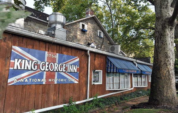King George Inn closes it's doors after 42 years on Friday.