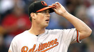 Brian Matusz delivers in first career relief appearance