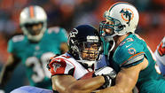 <b>Photos:</b> Dolphins vs Falcons