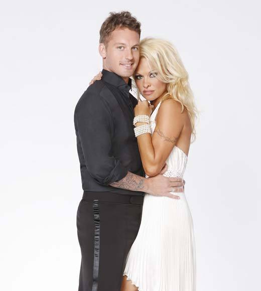 'Dancing With the Stars: All-Stars': Meet the cast: Tristan McManus and Pamela Anderson
