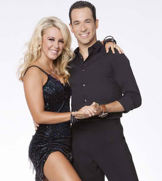 'Dancing With the Stars: All-Stars': Meet the cast: Chelsie Hightower and Helio Castroneves