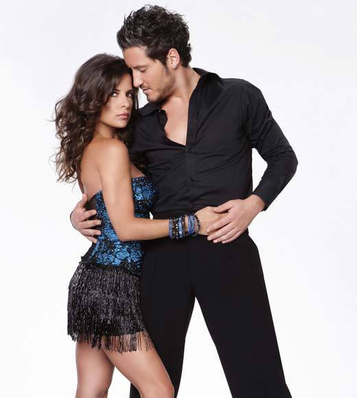 'Dancing With the Stars: All-Stars': Meet the cast: Kelly Monaco and Valentin Chmerkovskiy