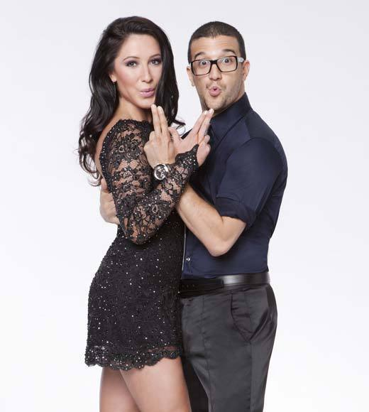 'Dancing With the Stars: All-Stars': Meet the cast: Bristol Palin and Mark Ballas