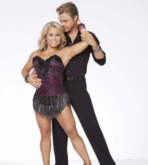 'Dancing With the Stars: All-Stars': Meet the cast: Shawn Johnson and Derek Hough